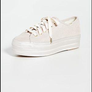 Keds x Kate Spade New York Triple Up Sneakers 8.5
